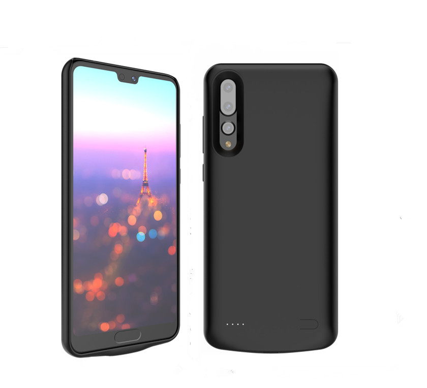 online store e4508 35b20 4700mAh Battery Charging Case for huawei p20 lite Portable Power ...