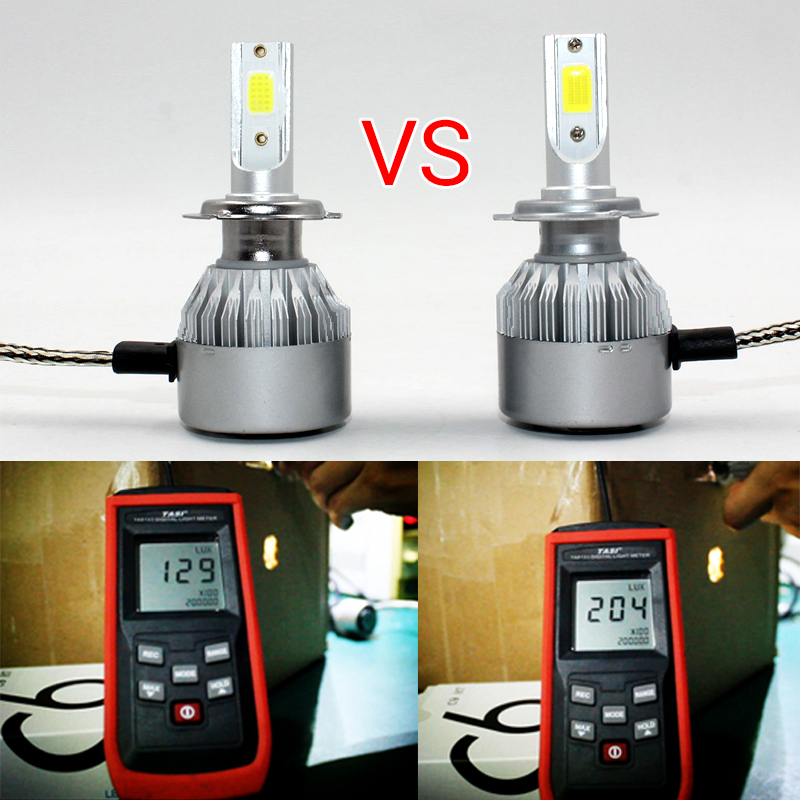 NEW Arrivals Car Lights Bulbs LED H4 H7 9003 HB2 H11 LED H1 H3 H8 H9 880 9005 9006 H13 9004 9007 Auto Headlights 12V Led Light (2)