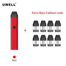 In Stock Original Uwell Caliburn System Kit Pod With 8Pcs Cartridge 2ml built in 520mah Battery.jpg 220x220 - Vapes, mods and electronic cigaretes