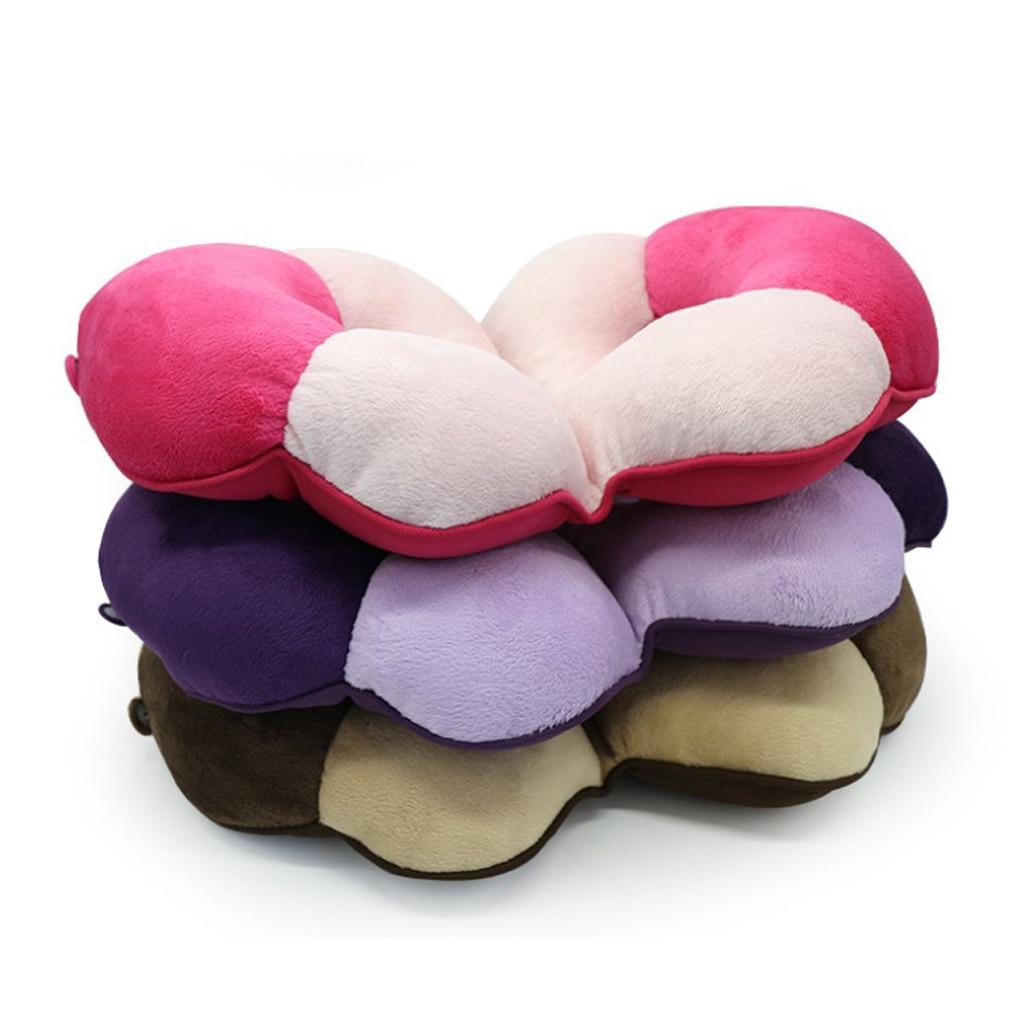 Memory Foam Seat Cushion Sciatica Relief Tailbone Back Support Booster Car Pad Office Cushion for Sports Yoga Meditation