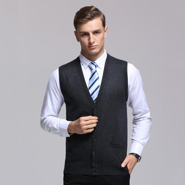70a5f2a2e5c83a Comprar 2019 Nova Marca de Moda Camisola Para Homens Cardigan ...