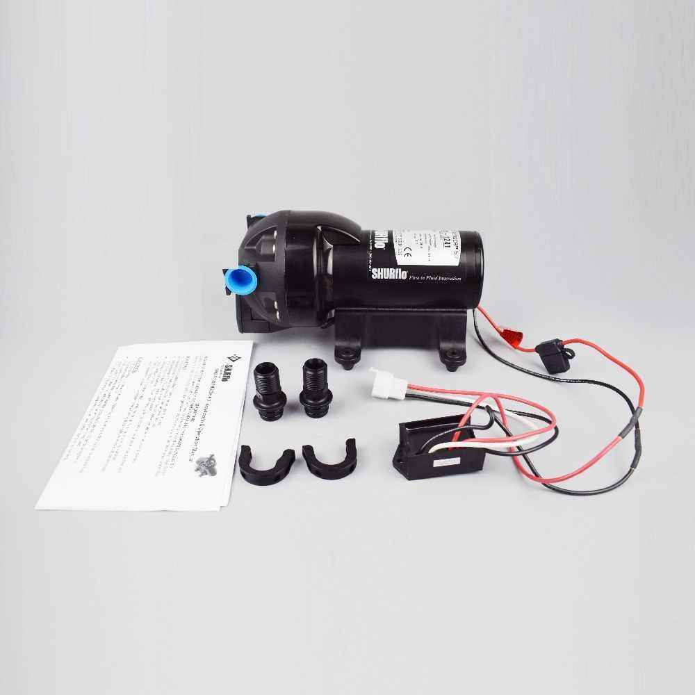 SHURflo 5901-1241 5 7GPM Extreme Series Smart Sensor 20 8LPM diaphragm Pump  high flow high pressure 60PSI 24V 32V