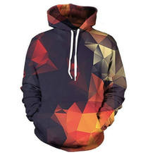 Hot Sale Hip Hop 3D Print Men's Hoodies Fashion Sweatshirt Long Sleeves Hooded Pullover Tops With Pockets Cool Style Clothing(Hong Kong,China)