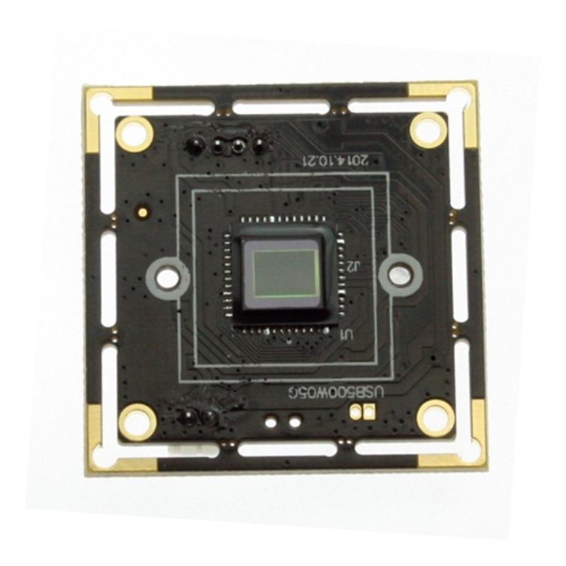 5-мегапиксельная 2592x1944 USB печатной платы Aptina mi5100 CMOS CCTV Мини Micro USB модуль камеры с 1 м USB кабель