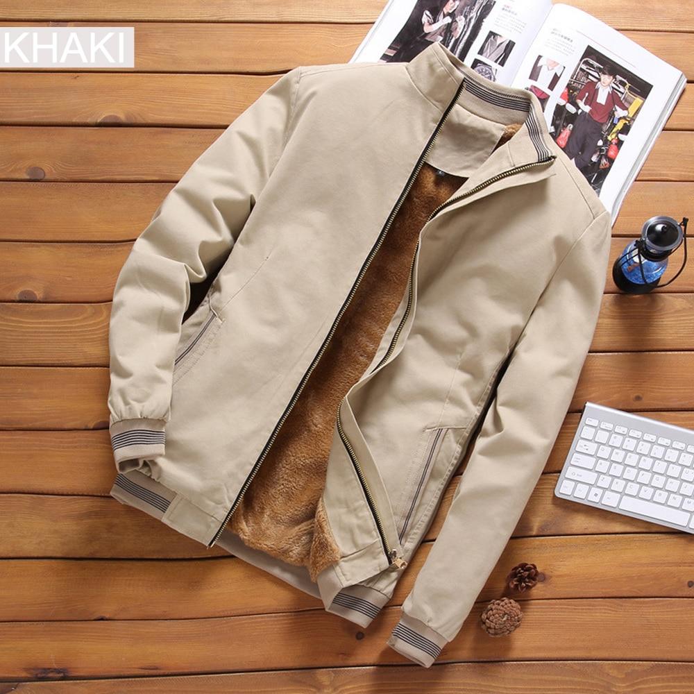 HTB1.Kr0XoGF3KVjSZFvq6z nXXaq DIMUSI Autumn Mens Bomber Jackets Casual Male Outwear Fleece Thick Warm Windbreaker Jacket Mens Military Baseball Coats Clothing
