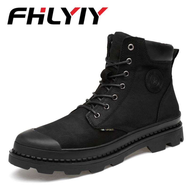 47 Velours Chaud 38 Fhlyiy Sneakers Martin Bottes Casual Hommes De Taille Black Coton Épaississement Neige Plus Grande Chaussures FP6aqF