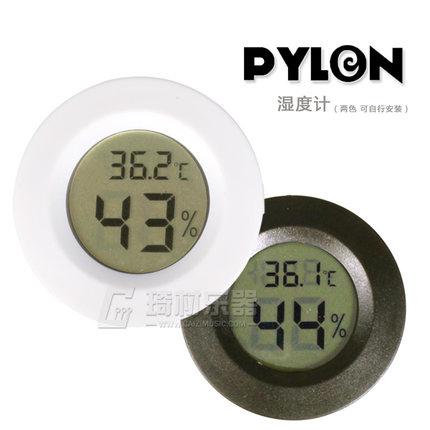 Pylon 기타 LCD 디지털 온도계 및 습도계