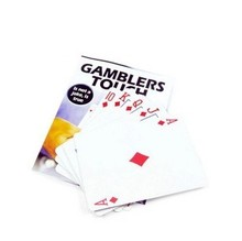 Free shipping flush straight playing cards flush magic tricks magic props