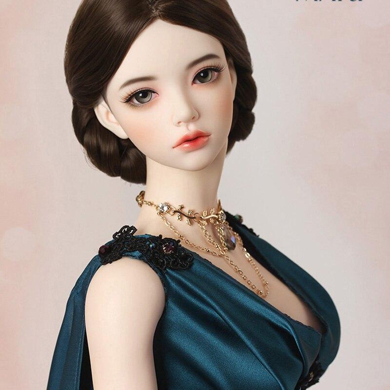 Top Quality New Arrival 1/3 BJD Doll BJD/SD Fashion Mari Resin Joint Doll For Baby Girl Birthday Christmas Gift кукла bjd dc doll chateau 6 bjd sd doll zora soom volks