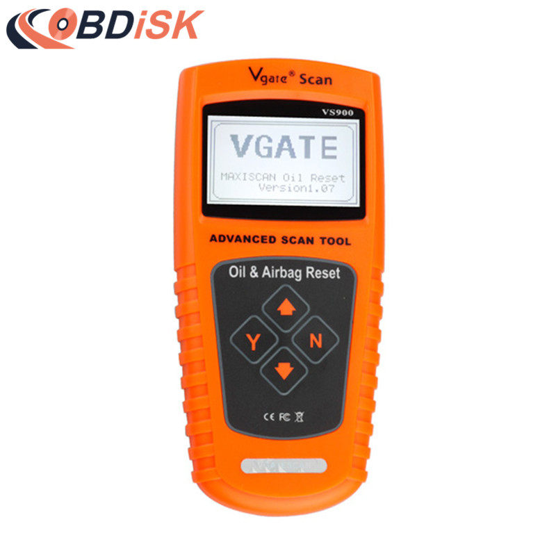 VS900 VGATE Oil/Service and Airbag Reset Tool yale service manuals class 4 [2014] wiring diagrams and service manuals