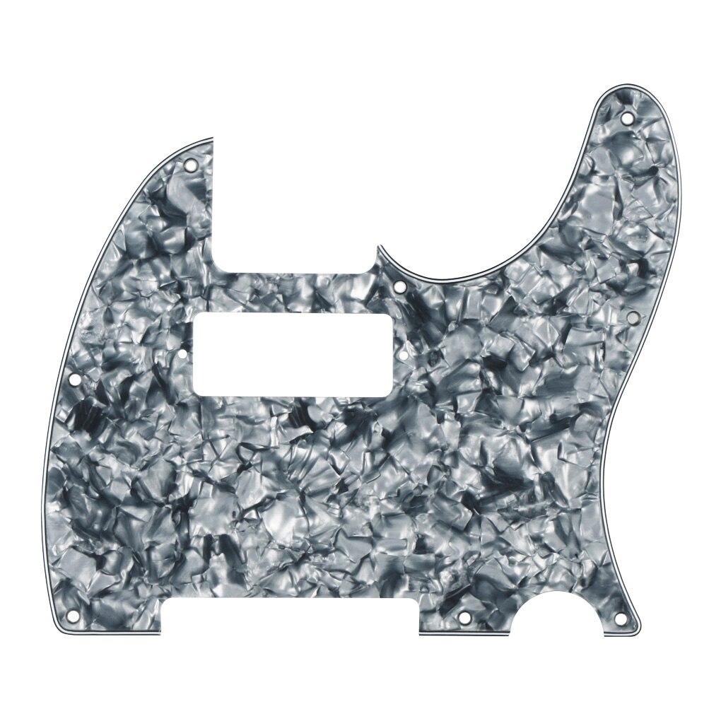 5pcs Standard 8 Holes Tele Guitar Mini Humbucker Pickguard Scratch ...