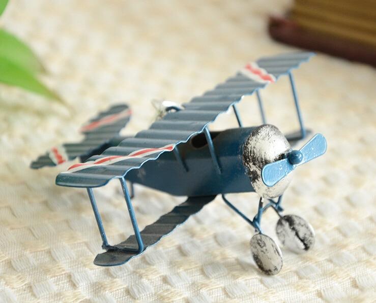 Metal Iron Handcraft Plane Aircraft