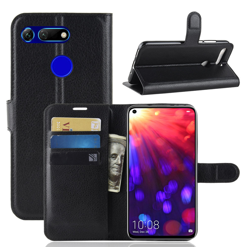 PU Flip Leather Cover Case For Huawei Honor Y9 Y7 Y6 Y5 Prime 2019 Wallet Case For Honor Y9 Y7 Y6 Y5 Pro 2018 Back Shell etui in Flip Cases from Cellphones Telecommunications