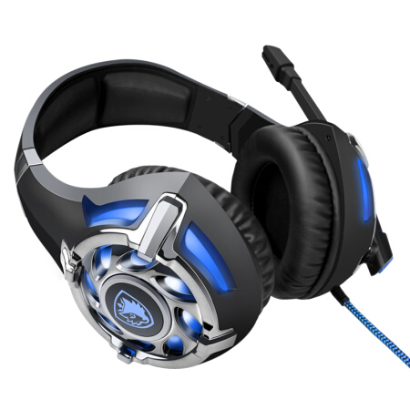 Sades sa822 gaming headset fone de ouvido