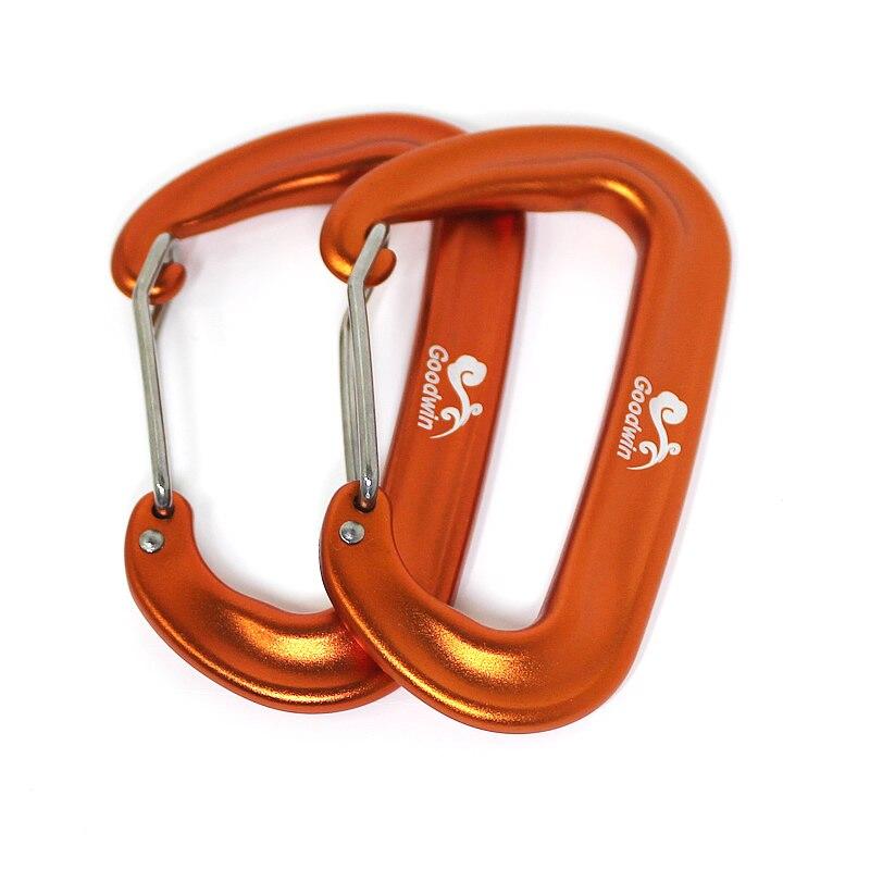 Outdoor Climbing Buckle Hanging Buckler Fast Hanging Yoga Hammock Hook Key Ring Fast Hanging