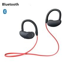 Bluetooth Earphone Waterproof Wireless Headphone Sports Bass Bluetooth Earphone With Mic Headphones For iPhone X Xiaomi Andriod fiio fb1 bluetooth 4 1 aptx aacsupport wireless headphone sports bass bluetooth earphone with mic for phone iphone xiaomi