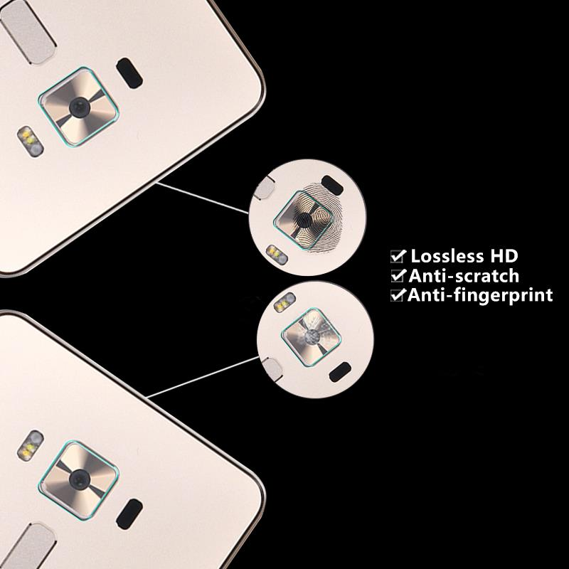 Back Camera Lens Tempered Glass Film For Asus Zenfone 3 ZE552KL Lens film for Asus zenfone 3 ZE520KL Rear Camera Protector Film