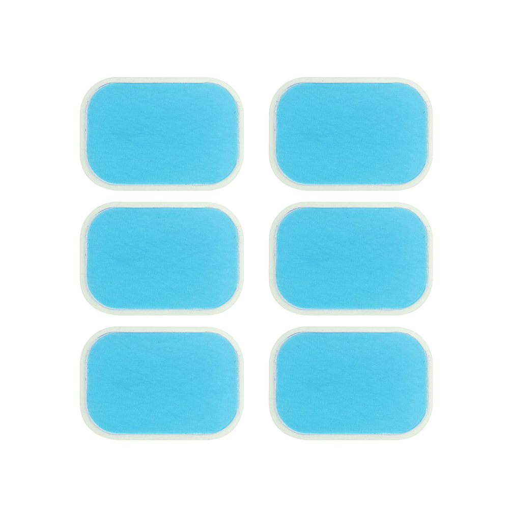 Replacement Gel Pads For EMS Trainer Muscle Exerciser Replacement Massage Gel*