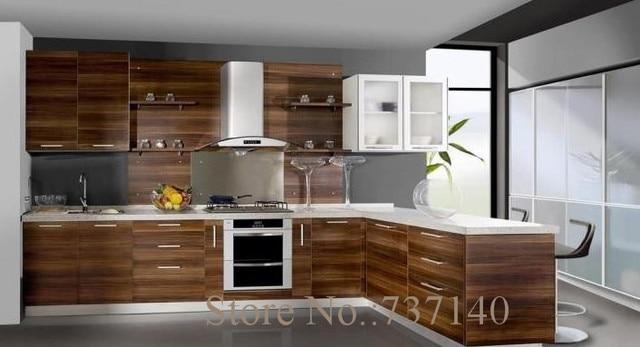 economy melamine kitchen cabinet good quality egger cabinet foshan rh aliexpress com Standard Kitchen Cabinets Cathedral Glass Door Cabinet