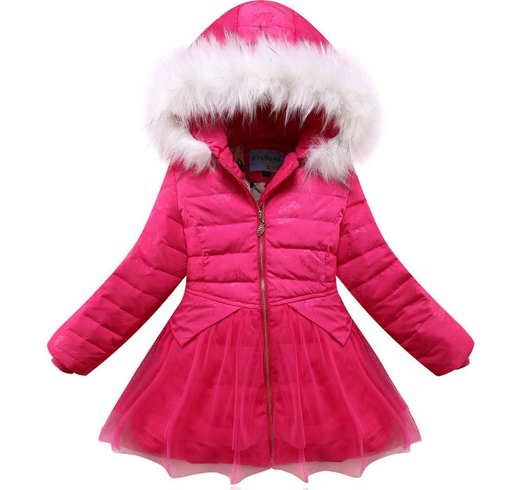 Kids Girls Parka Coats | Fashion Women's Coat 2017