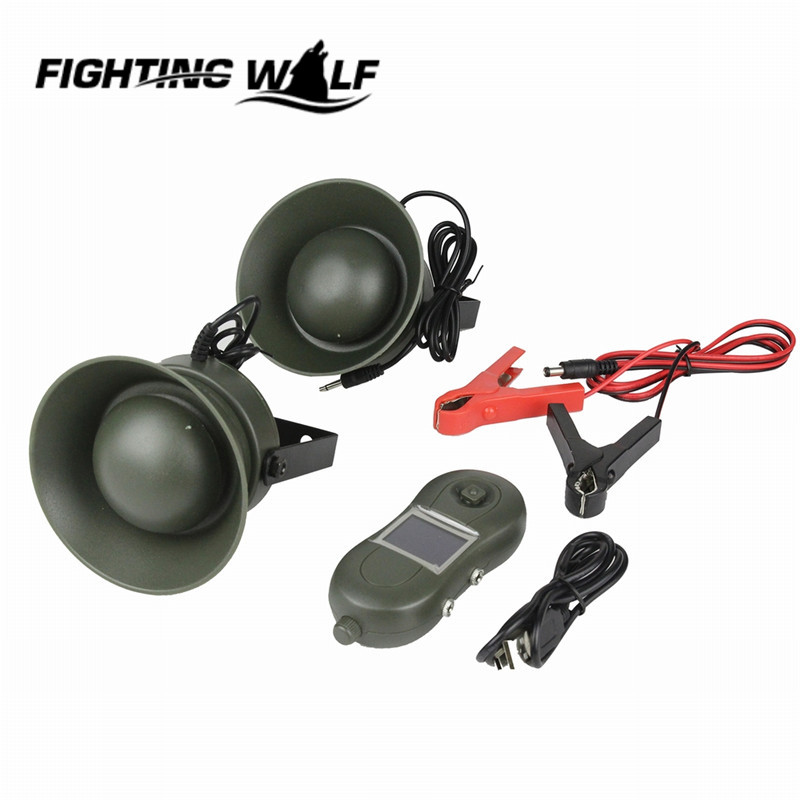 High Quality Sand Prevention Hunting Mp3 Bird Caller High Temperature Sound Player With Radiator Outdoor Hunting Decoy Speaker