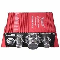 Mini 2CH Hallo-fi Digital Auto Auto Stereo Sound-verstärker Modus Audio musik Booster Support-DVD CD MP3 Eingang für Auto Motorrad Hause
