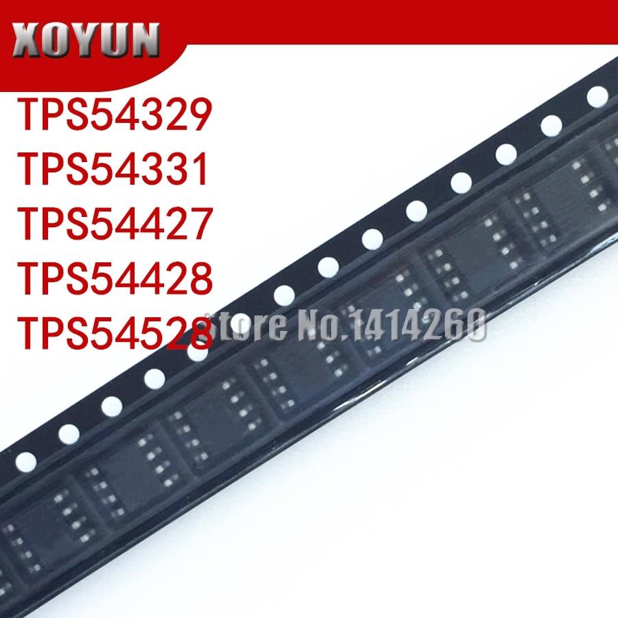 5pieces/lot TPS54329 TPS54331 TPS54427 TPS54428 TPS54528 SOP-8 54329 54331 54427 54428 54528