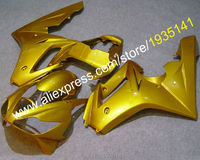 Hot Sales,For Triumph 06 07 08 Daytona 675 aftermarket kit fairing Daytona675 2006 2007 2008 golden Cowlings (Injection molding)