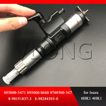 цены на Genuine and brand new Isuzu NPR Common Rail Diesel Fuel Injector 4HK1 0950005471,973297035,095000-5471,8982843930  8-97329703-5  в интернет-магазинах