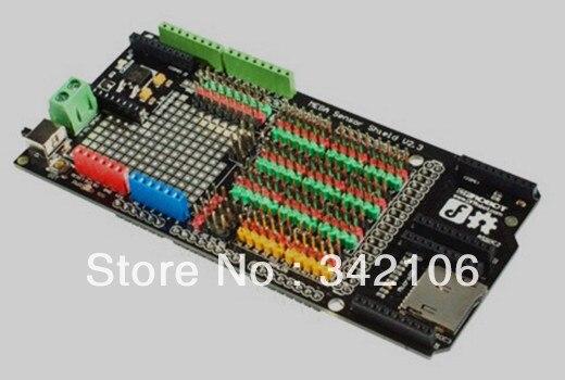 Free Shipping!!!  MEGA V2.3 sensor expansion boardFree Shipping!!!  MEGA V2.3 sensor expansion board