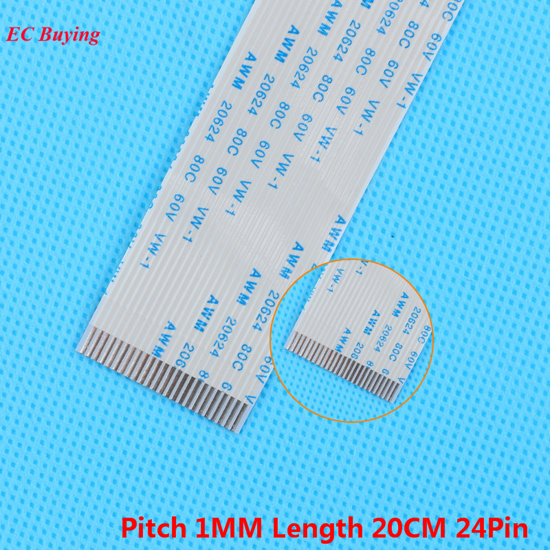 20x Power Button Ribbon Cable 20CM 12 pin 0.5 pitch FOR HP DV6000 AWM 20624 80C