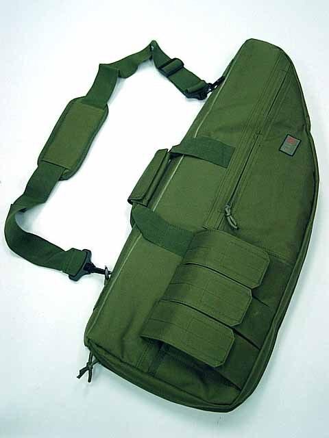 29 Tactical AEG Rifle Sniper Case Gun Bag Mag Pouch Olive drab Coyote brown BK
