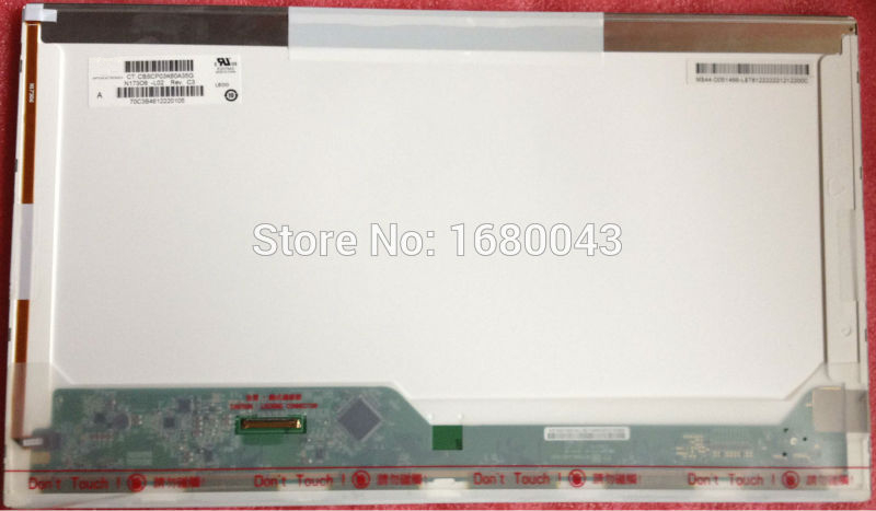 N173O6-L02 Rev C3 fit LTN173KT01 LP173WD1 TLA1 TLC3 B173RW01 17.3LED 40-pin Laptop Display LCD LED Screen Panel NEW