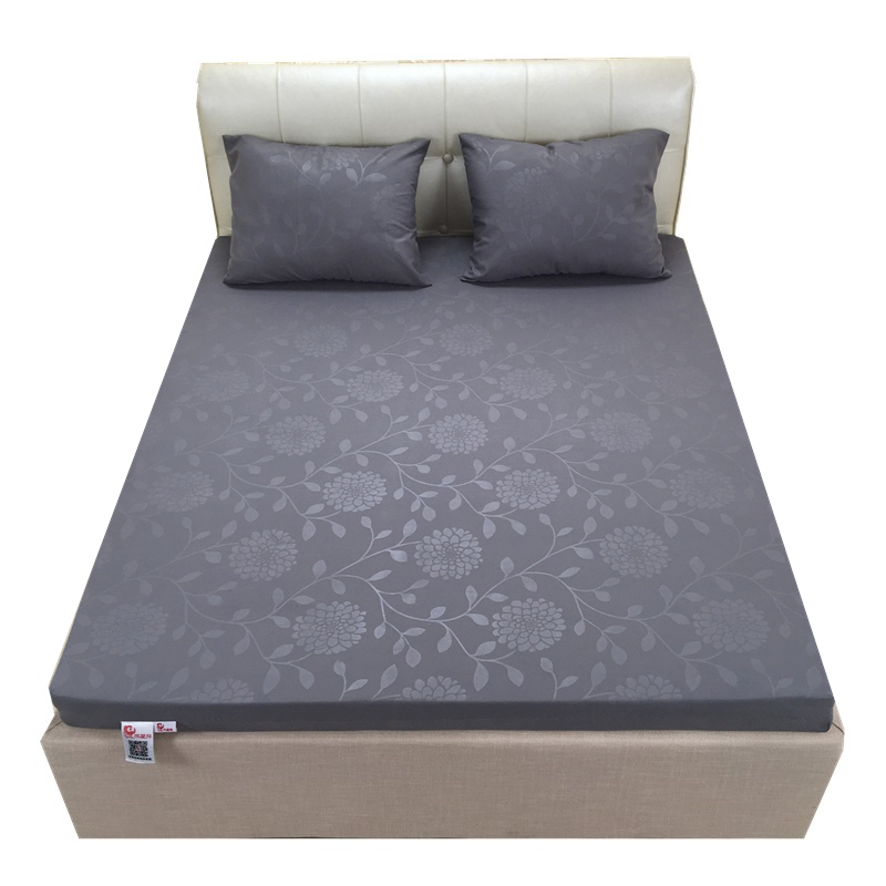Chpermore 10cm Thickening foam Mattress family high quality folding Hotel Mattress Cover Bedspreads King Queen Twin Full Size