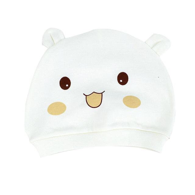 Baby's Warm Cotton Hats
