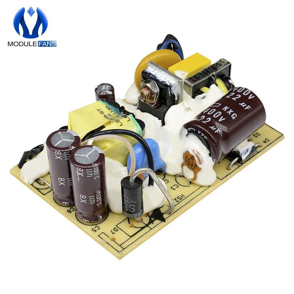 AC-DC 12V 2A Anahtarlama Güç Kaynağı Modülü DC Voltaj Regülatörü Anahtarı Devre Bare Kurulu Monitör LED Işıkları 110V 220V SMPS