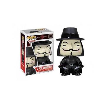 Funko POP V for Vendetta #10 PVC Action Figure Collectible Model toys for chlidren birthday Gift