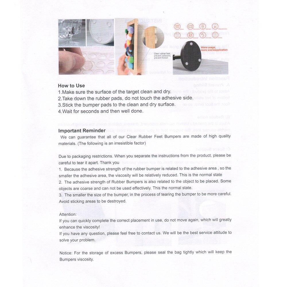 Силиконовые накладки для ног резиновые накладки для ног противоскользящие двери полусферической формы 8*2 мм удобный резиновый бампер демпфер Многофункциональный