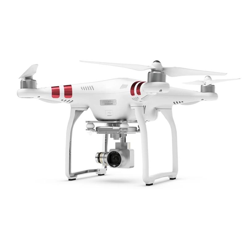 New Original DJI Phantom 3 Standard Drone WiFi FPV 2.7K 12MP 2.4GHz 7CH 6 Axis Gyro GPS Auto-hover