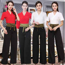 Beautician Work Clothes New Female Technician Suit Pedicure Sauna Uniform Women Beauty Salon SPA Workwear - DISCOUNT ITEM  19% OFF Novelty & Special Use