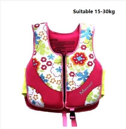 Дети спасательный жилет, профессиональная Спасательная куртка для детей, для серфинга, для плавания, для мальчиков и девочек, жилет для плавания - Цвет: Pink 1