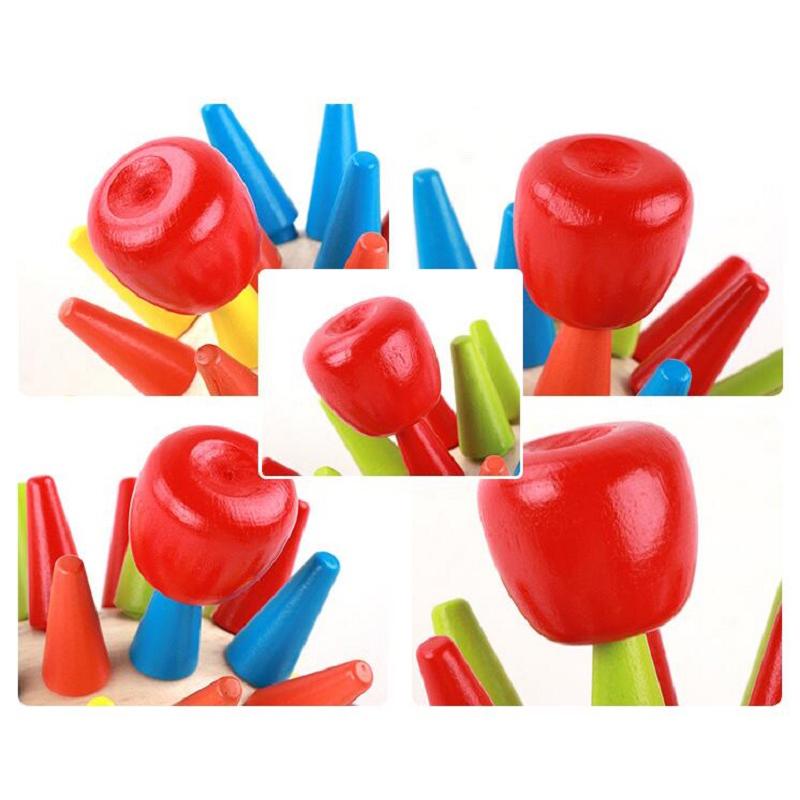 Montessori-Children-Learning-Education-Wooden-Toys-Hedgehog-Game-Memor-Checkers-Birthday-Gift (4)
