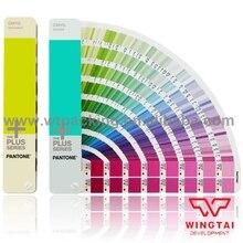 2 books newest 2868 colors guide set gp5101 cu usa cmyk pantone color guide - Pms Color Book