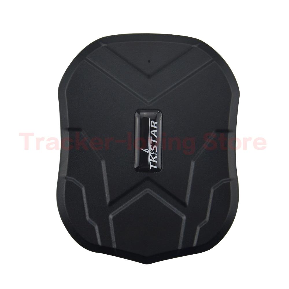 TK905 TKSTAR Waterproof Mini Hidden Strong Magnetic GPS tracker Locator for Truck Car Vehicle GPS Tracking