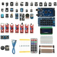 MEGA2560 R3 40 Sensor Modules Starter Kit IIC 20X4 2004 LCD Display For Arduino Electronic Components