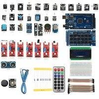 MEGA2560 R3 40 Sensor Modules Starter Kit IIC 20X4 2004 LCD Display For Arduino Electronic Components