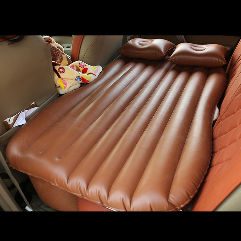 car travel bed inflatable mattress auto outdoor camp for jaguar f-pace xf jeep compass grand cherokee xj 2011 patriot renegade title=