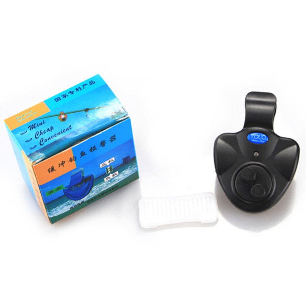 Image 5 - Universal Fishing Alarm Electronic LED Light Fish Bite Alarm Finder Sound Alert LED Light Clip On Fishing Rod-in Fishing Tools from Sports & Entertainment