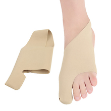 1 Pair Bunion Toe Straightener Bandage Hallux Valgus Corrector Foot Care Orthosi
