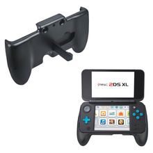 Comfort Handle Grip for NEW Nintendo 2DS XL/LL Antiskid Protective Cover Case Hand Holder Joypad Bracket Stand For new 2DSLL цена и фото